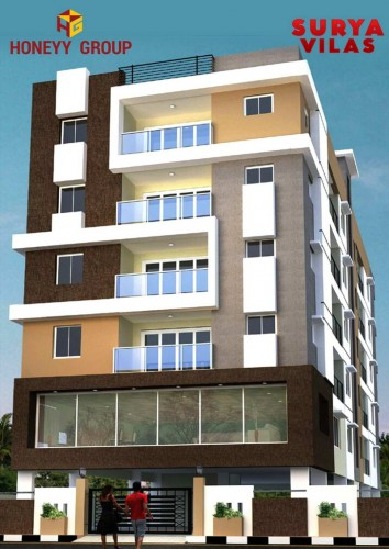 Surya Vilas project details - Siripuram Jn