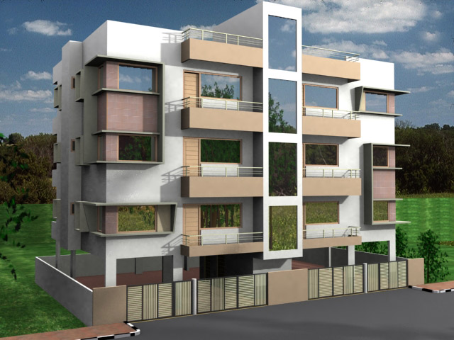 SRI KRISHNA RESIDENCY project details - Beach Road