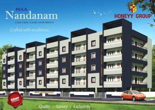 MAA Nandanam project details - Hoodi