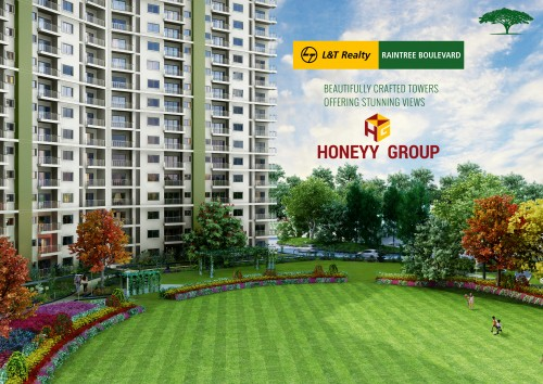 Raintree Boulevard project details - Hebbal