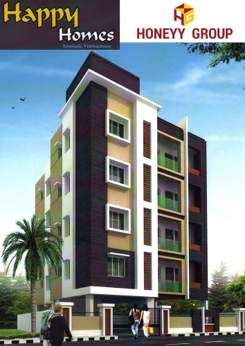 Happy Homes project details - Kommadi