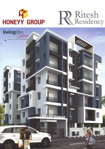 Ritesh Residency project details - PM Palem