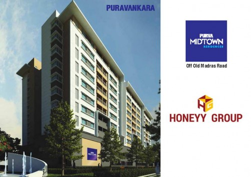 Purva Midtown project details - K.R.Puram Bridge