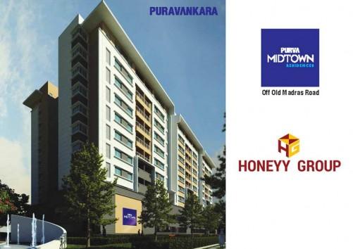 Purva Midtown project details - K.R.Puram Bridge