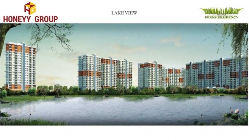 Prestige Ferns Residency project details - Harlur Road