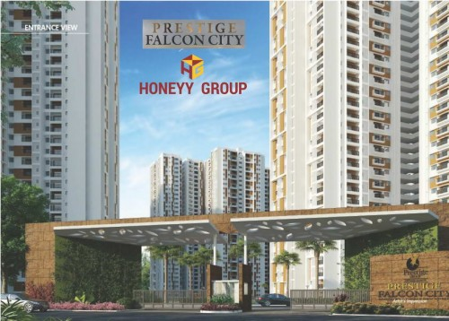 Prestige Falcon City project details - Kanakapura Main Road