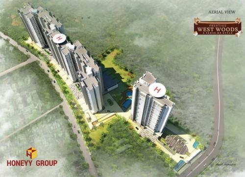Prestige West Woods project details - Minerva Mills Compound