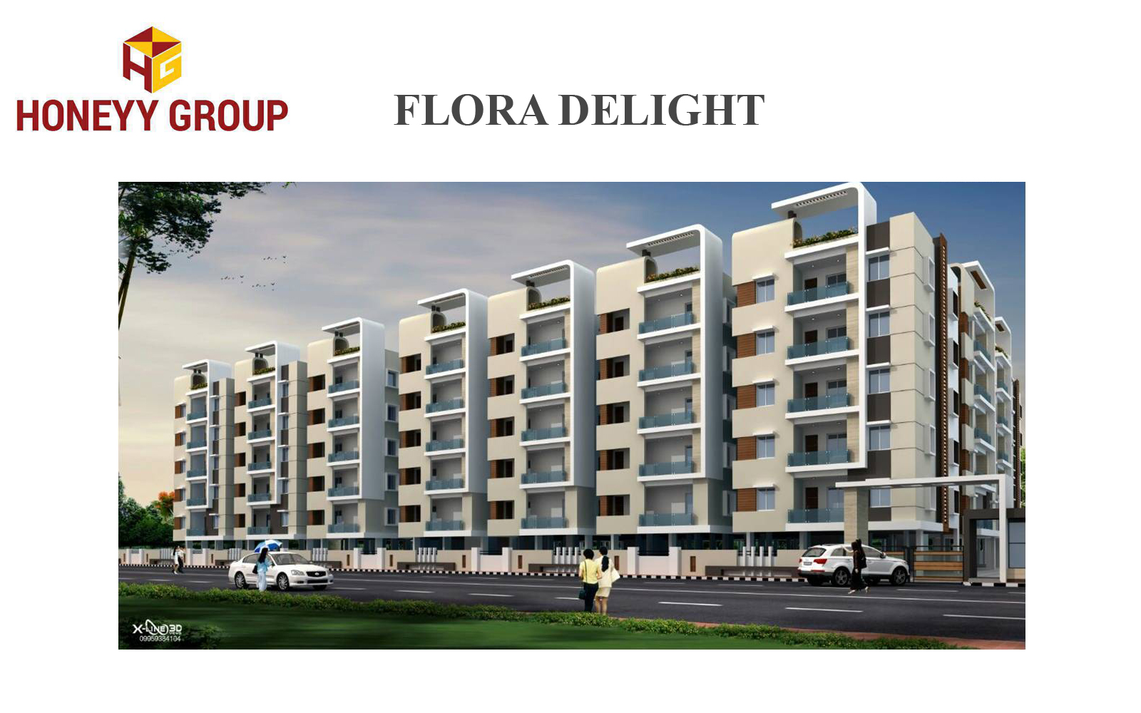 FLORA DELIGHT project details - Madhurawada