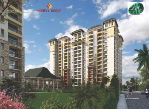 Prestige Jade Pavilion project details - Sarjapur-Marthahalli Ring Road