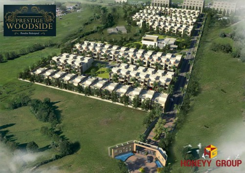 Prestige Woodside project details - Yelahanka