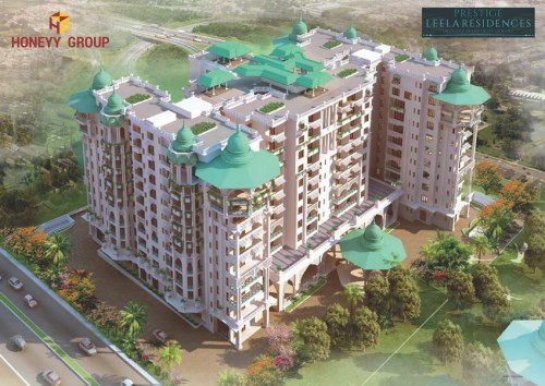 Prestige Leela Residences project details - Old Airport Road