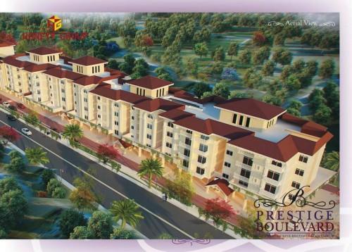 Prestige Boulevard project details - ECC Road