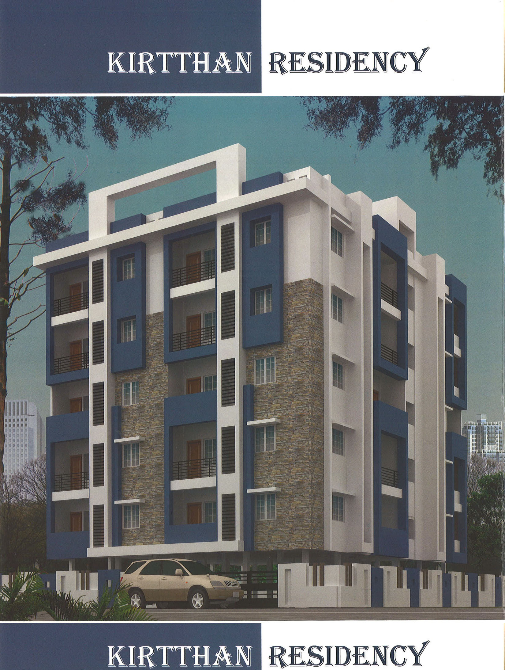 KIRTTHAN RESIDENCY project details - Madhurawada