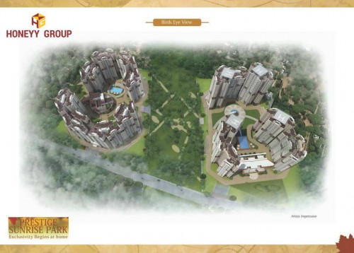 Prestige Sunrise Park project details - Electronic City