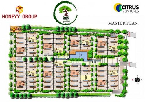 Best Real Estate Company In Bangalore Citrus Zen Garden Property Details Jakkur Bangalore Honeyy Group