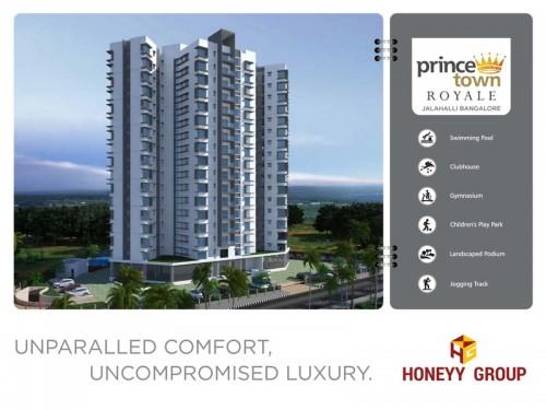 Princetown Royale project details - Jalahalli