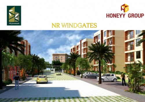 NR Windgates project details - Thanisandra Main Road
