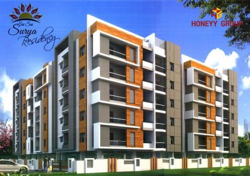 Sri Surya Residency project details - Kommadi