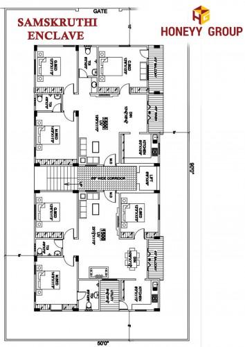 Samskruthi Enclave project details - PM Palem