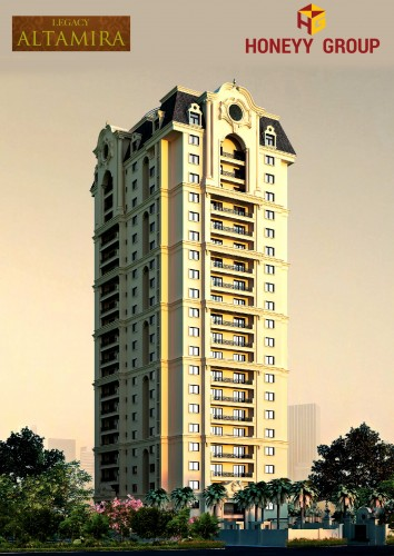 Legacy Altamira project details - Lalbagh Main Road