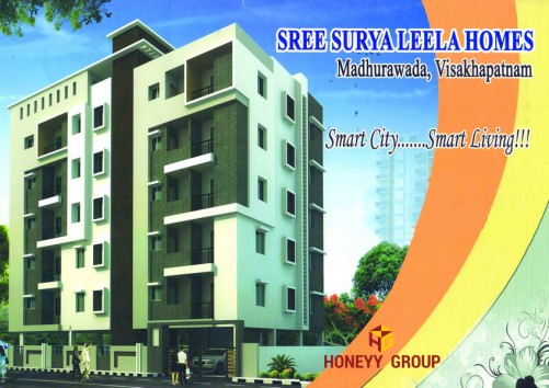 Shree Surya Leela Homes project details - Kommadi