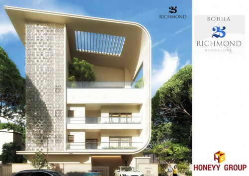 Sobha 25 Richmond project details - Richmond Road