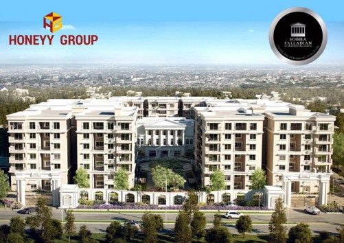 Sobha Palladian project details - Old Airport  Road
