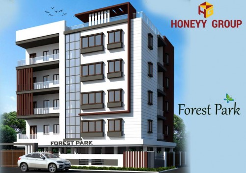 Forest Park project details - Bachupally