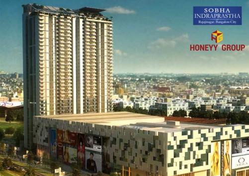 Sobha Indraprastha project details - Rajaji Nagar