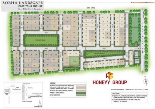 Sobha Landscape project details - Devanahalli