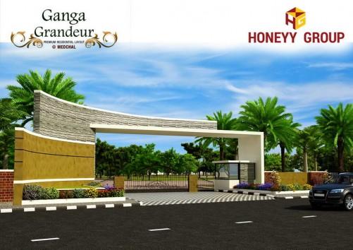 Ganga Grandeur project details - Medchal