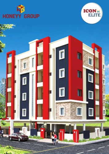 ICON ELITE project details - Pragathi Nagar Road
