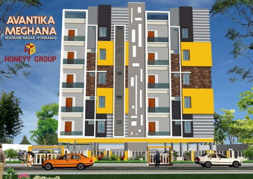 AVANTIKA MEGHANA project details - Matrusri Nagar