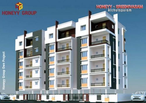 Sreenivasam project details - Atchutapuram