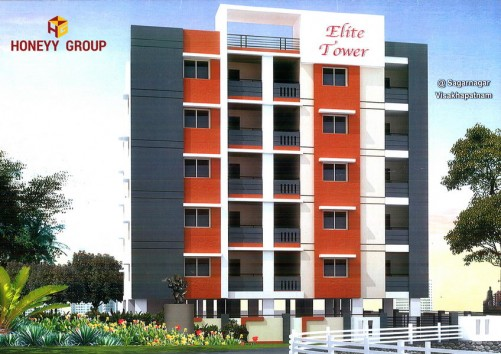 Elite Towers project details - Sagarnagar