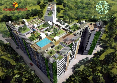 The Valencia project details - Banjara Hills