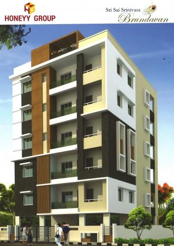 Sri Sai Srinivasa Brundavan project details - Kommadi