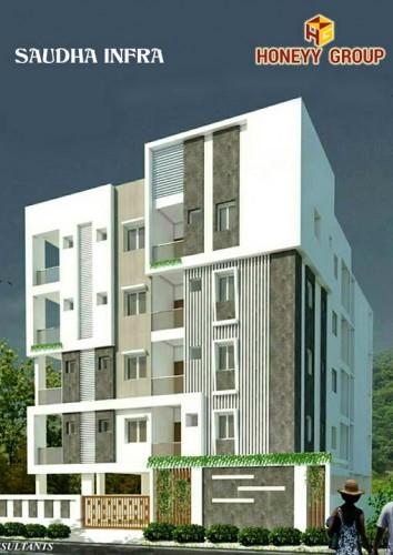 Saudha Infra project details - Kailash Nagar,Gajularama
