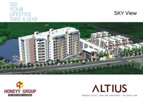 ALTIUS project details - Madhurawada
