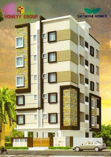 SATWIK HOMES project details - Nizampet
