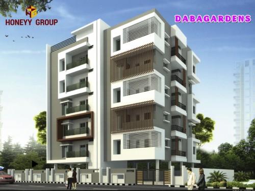 SAI ENCLAVE project details - Dabagardens