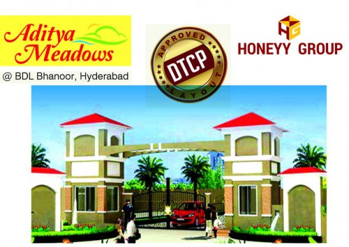 Aditya Meadows project details - Bhanoor