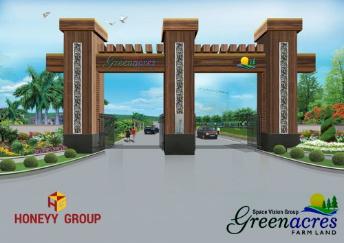 GREEN ACRES project details - Shadnagar