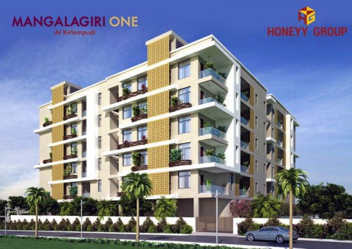 Mangalagiri One project details - Kirlampudi Layout