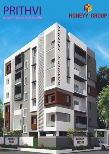 Gothic's Prithvi project details - Pragathi Nagar