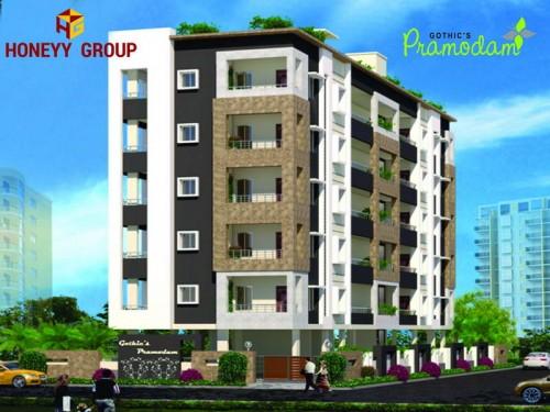 Gothics Pramodam project details - Pragathi Nagar