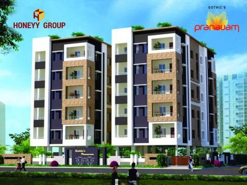 Gothics Pranavam project details - Pragathi Nagar