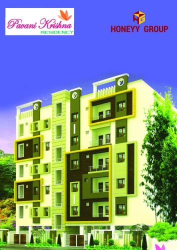 Pavani Krishna Residency project details - Miyapur