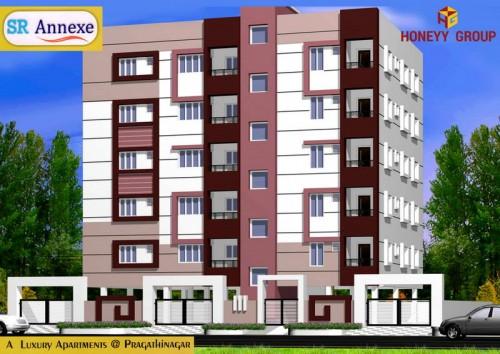 SR Annexe project details - Pragathi Nagar