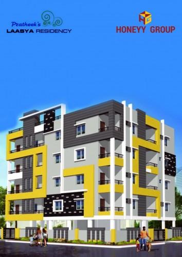 Pratheeks Laasya Residency project details - Bachupalli